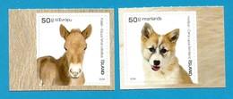 Island  2019 , Isländische Haustiere - Selbstklebend / Self-adhesive - Postfrisch / MNH / (** ) - Unused Stamps