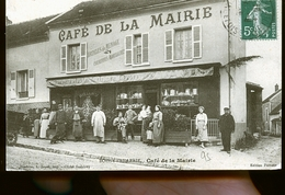 BOISSY L AILLERIE LE CAFE - Boissy-l'Aillerie