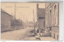62 - TINCQUES / LE PASSAGE A NIVEAU - France