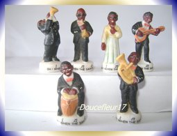 Gospel .. 6 Fèves.. Ref AFF : 68-2003...(pan 0014) - Personnages