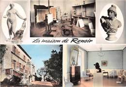 CAGNES-sur-MER - La Maison De Renoir Aux Collettes - Vues Multiples - Fauteuil Roulant - Tirage Couleur - Cagnes-sur-Mer
