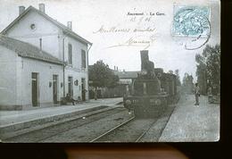 ANCEMONT LA GARE - France