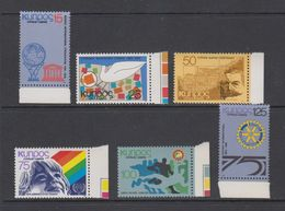 Cyprus 1979 Anniversaries 6v ** Mnh (42579) - Ongebruikt