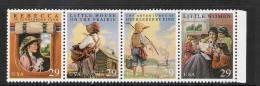 US  1993  29c Classic Books Strip/set MNH - Vereinigte Staaten