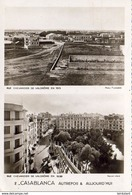MAROC  CASABLANCA  Autrefois (1915)  Et Aujourd'hui ( 1938 ) N°2 Rue Chevandier De Valdrôme - Casablanca