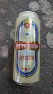 Lattina Italia - Birra Perlenbacher Weissbier  - 50 Cl -  ( Lattine-Cannettes-Cans-Dosen-Latas) - Cans