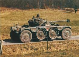 Matériel Militaire : E.B.R. - Engin Blindé De Reconnaissance - Matériel