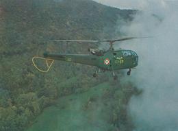 Matériel Militaire : Hélicoptère Léger De Liaison : Alouette III - Matériel