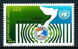 Yibuti Nº A-115 Nuevo - Yibuti (1977-...)