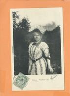 CPA - Séverine à Pierrefonds 1905 - Pierrefonds