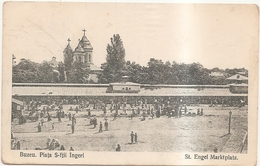 Buzau Rathaus - Roumanie