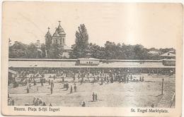 Buzau Rathaus - Romania