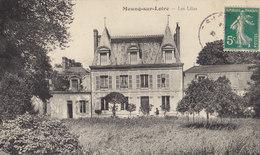 45 /  MEUNG SUR LOIRE : Les Lilas        ///  REF   AVRIL. 19 /// BO.45 - Other Municipalities