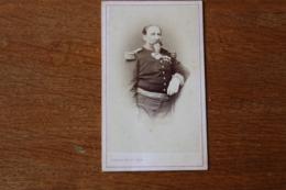 Cdv  General Second Empire  Nombreux Ordres Et Decorations Par Pierre Petit - Guerra, Militares