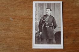 Cdv Colonel ?  Commandeur Legion D'Honneur  Photo Charasse Lyon  Identifié - Guerra, Militares