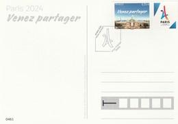 """FDC - Venez Partager """"Paris 2024"""" (Paris) Du 15-05-2017 - FDC"""