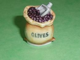 Fèves / Autres / Divers / Alimentation : Olives     T46 - Geluksbrengers