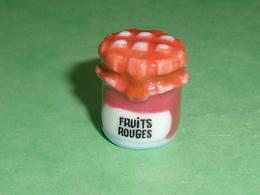 Fèves / Autres / Divers / Alimentation : Confiture , Fruits Rouges      T46 - Geluksbrengers