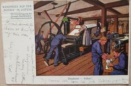 Germany Bugra In Leipzig Druckerei - Non Classificati