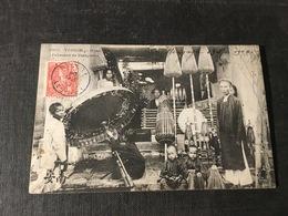 286/ HANOI FABRICANT DE PARAPLUIES - Vietnam
