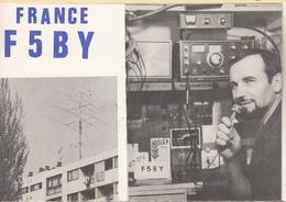 "GARGES LES GONESSE - Radio Amateur ""F1CYR "" - Garges Les Gonesses"