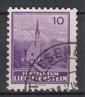 LIECHTENSTEIN - Michel - 1934 - Nr 128 - Gest/Obl/Us - Liechtenstein