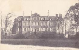 CPA 71 @ SAINT MARCEL LES CHALON - Château De Montcoy Vers 1905 - Autres Communes