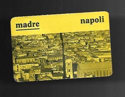 Biglietto Di Ingresso - Madre Napoli - Biglietti D'ingresso
