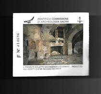 Biglietto Di Ingresso - Tomba San Callisto - Biglietti D'ingresso