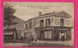 CPA (Ref: Z 1370) ROYAN (17 CHARENTE MARITIME) AGENCE DE LA CÖTE D'ARGENT LAVERGNE AINÉ DIRECTEUR - Royan
