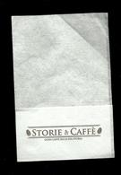 Tovagliolino Da Caffè - Storie Di Caffè - Tovaglioli Bar-caffè-ristoranti