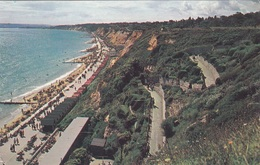 BOURNEMOUTH - Zig Zag Path West Clidd, Gel.1962 - Bournemouth (ab 1972)