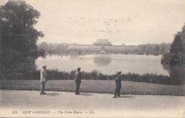 KEW GARDENS - The Palm House, Gel.1911 - London
