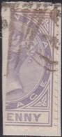 Ceylon      .   SG      .    5a On Piece     .   O      .       Cancelled      .   /    .   Gebruikt - Ceylon (...-1947)