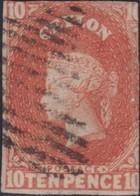 Ceylon      .   SG      .    9       .   O      .       Cancelled      .   /    .   Gebruikt - Ceylon (...-1947)
