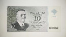 Finland 10 Markka 1963 Litt.A UNC - Finland