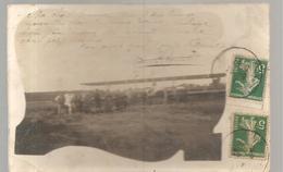 CPA Aviation Savigny-sur-Braye, Le Champ D'Aviation De 1902 - Aerodromi