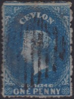Ceylon      .   SG      .    19a      .   O      .       Cancelled      .   /    .   Gebruikt - Ceylon (...-1947)