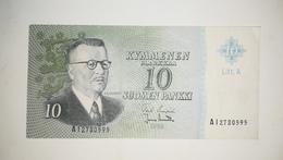 Finland 10 Markka 1963 Litt.A - Finland