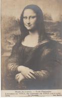 Léonard De VINCI  - La Joconde - Paintings