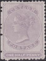 Ceylon      .   SG      .    48         .    *    .      Mint-hinged     .   /    .   Ongebruikt - Ceylon (...-1947)
