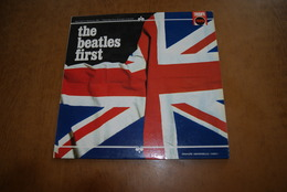 VINYLE 33 T - THE BEATLES // First -hambourg 1961 - Autres - Musique Anglaise