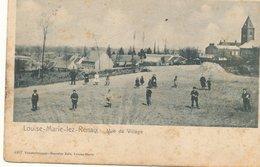 RONSE MAARKEDAL  LOUISE MARIE  PANORAMA  1911 - Renaix - Ronse