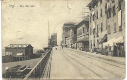 PEGLI - VIA MAZZINI - ITALY - C1923 - Genova (Genoa)