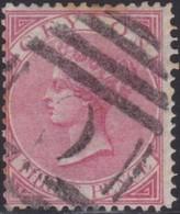 Ceylon      .   SG      .     62    .         O      .       Cancelled      .   /    .   Gebruikt - Ceylon (...-1947)