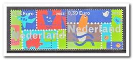 Nederland 2003, Postfris MNH, NVPH V2194-2195, Land, Air And Water - Ungebraucht