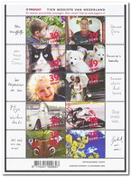 Nederland 2003, Postfris MNH, NVPH V2199-2208, Ten Most Beautiful In The Netherlands - Nuevos