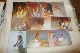 LOT DE 10 CARTES ROMANTIQUES....FEMMES SEXY...COLLECTION REGARDS ..DE FREDERIC MAURY - Cartes Postales