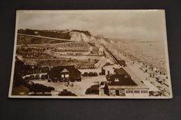 Carte Postale 1917 GB Alum Chine Bournemouth Pool Animée - England