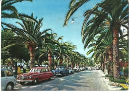 RIVIERA DELLE PALME - FINALE LIGURE - LIGURIA - ITALY - SLOGAN POSTMARK -1961 - CARS - Savona